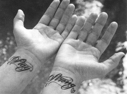 adorable, cute, demi lovato, hands, perfect, stay, stay strong, strong, tattoo