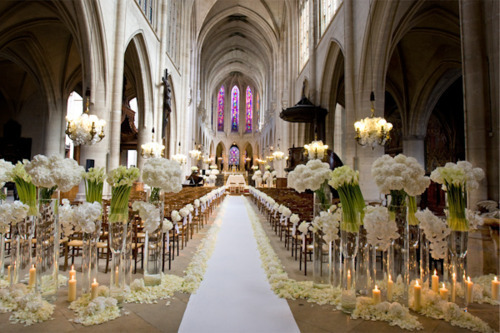 aisle, amazing, beautiful, bouquet, church