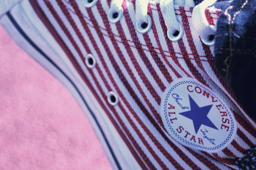 all star, converse, red, shoe, stripes, white