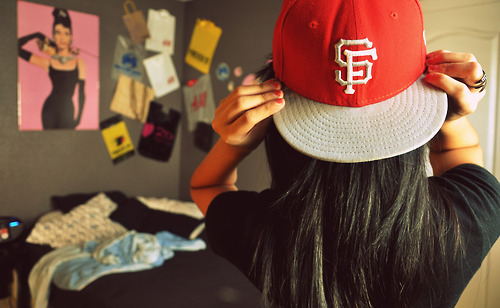 <3 143, <3 cap, cap, fashion, girl, hair, photooo by me, room, separate with comma, swaqq