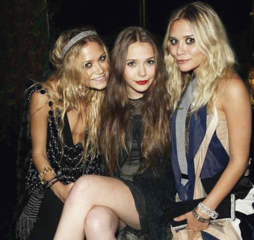 ashley olsen, fashion, lizzie olsen, mary-kate olsen, olsen
