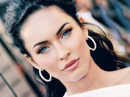 babiilov3, beautiful, beauty, bling bling, blue eyes, body, cool, cute, earrings, eyebrows, girls, glitter, hot, lashes, lips, megan fox, perfect, perfection, red lips, sexiness, sexy, transformaz, transformers, woman