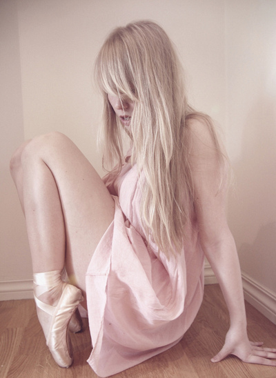 ballet, ballet shoes, blonde, dancer