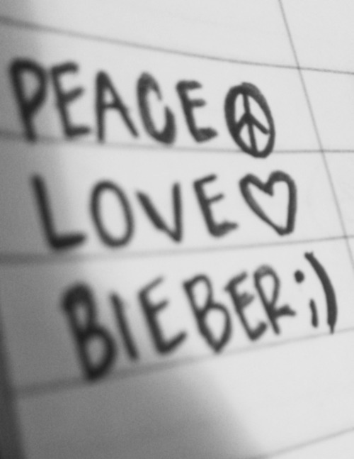 bieber, boy, cute, haters, justin bieber, love, omg, peace