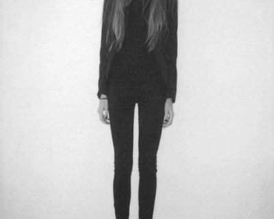 black, girl, hair, legs, pants, skinny, thin, thinspo