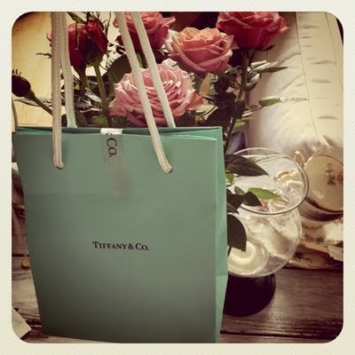blue, cute, fashion, flower, glitter, green, hot, pink, rose, style, summer, tiffany&co