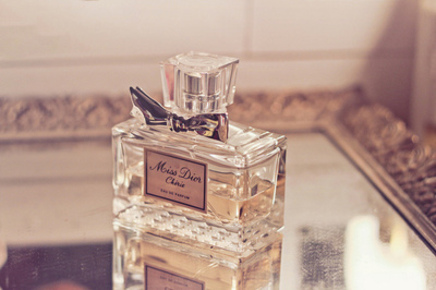 bow, dior, miss dior, parfume, ribbon