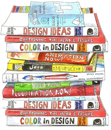 designbooks, desing, drawing, illustration, text