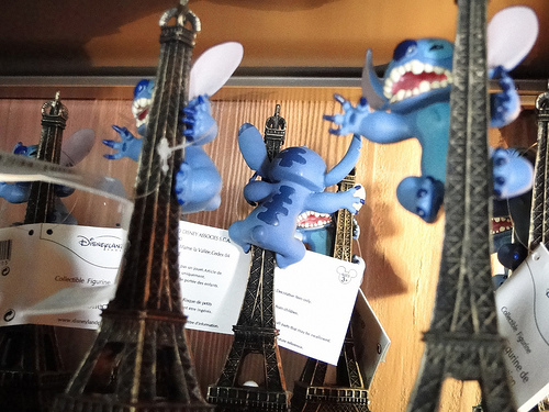 disney, paris, stitch