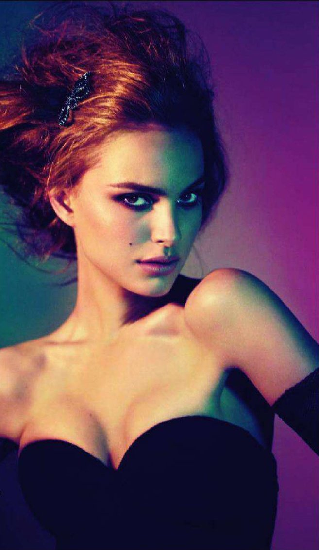 fashion, girl, model, natalie portman, sexy