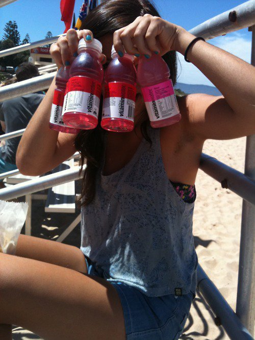 girl, photography, vitamin, water