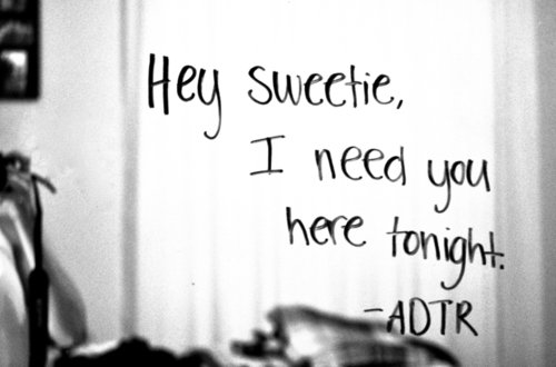 a day to remember, adtr, if it means - image #216841 on ... A Day To Remember Lyrics If It Means Alot To You