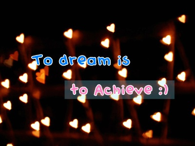 achieve, believe, bokeh, cute, dream
