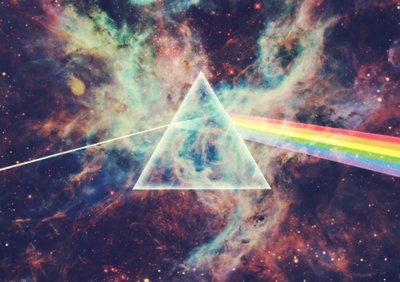 album, dark side of the moon, hipster, nebula, pink floyd