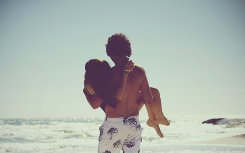 beach, beautiful, boy, couple, girl