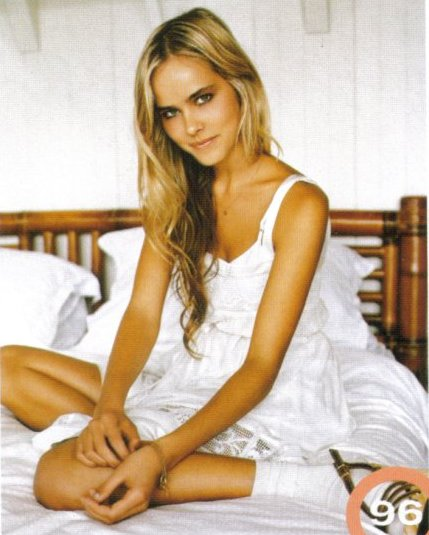 beautiful, blonde, dress, girl, hair, isabel lucas, pretty, skinny, tan, white