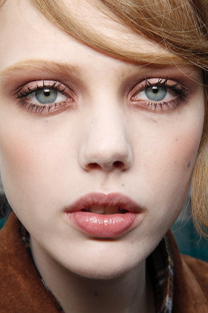 beautiful, blue eyes, eyes, face, fashion, frida, frida gustavsson, girl, lips, makeup, model