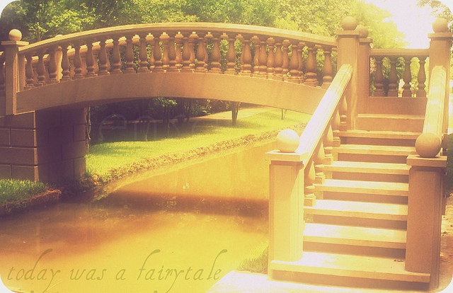 beautiful, bridge, dream, ensaiodois, fairytale