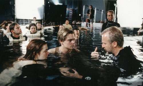 beautiful, cold, cute, leo, leonardo dicaprio, love, movie, titanic, water