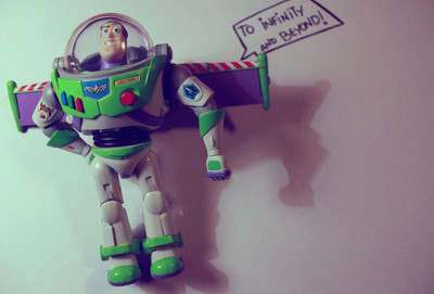 beyond, buzz lightyear, green, infinity, infinity & beyond