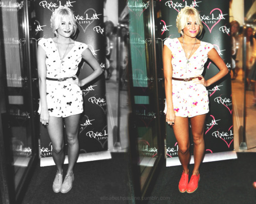black and white, cute, fashion, pixie lott, pretty