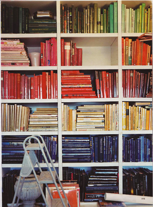 book, books, bookshelf, color, colorful, colour, colourful, inspiration, rainbow, reading