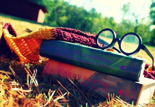 book, glasses, harry potter, harry potter and the half-blood prince, photography