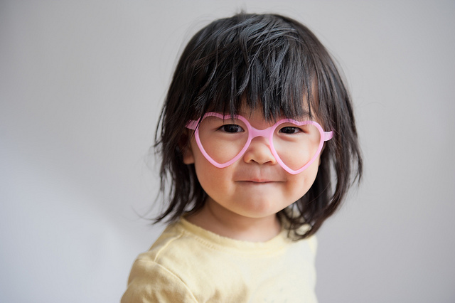 child, cute, fun, girl, glasses