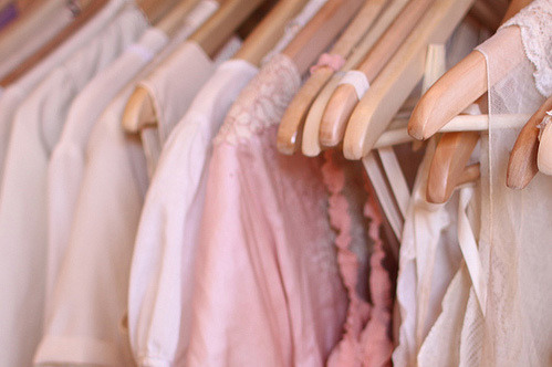 clothes, fashion, hanger, pink