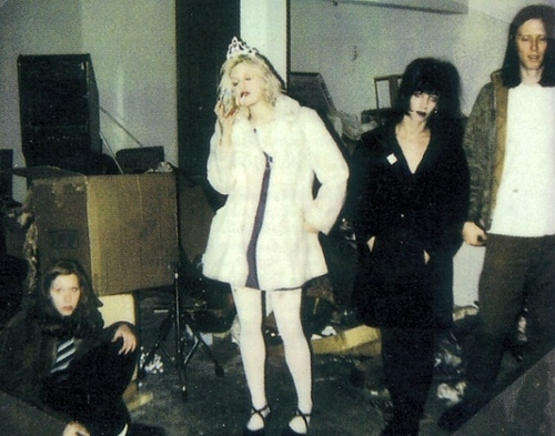 courtney love, fashion, grunge, hole, punk rock, vintage
