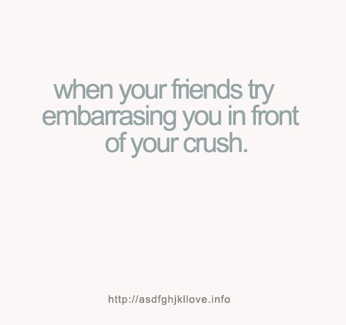 crush, friends, haha, love, text, true, typography
