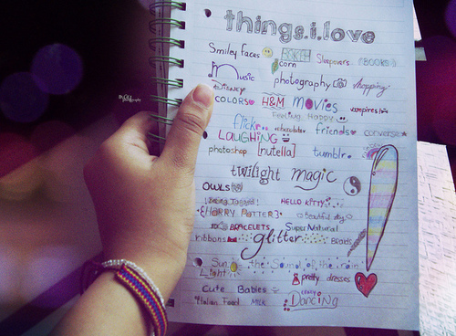 cute, draw, ilove ;), love, love it, quotes, things, things i love, write