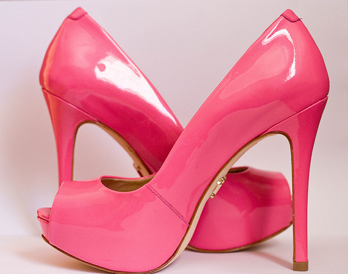 cute, fashion, pink, shoes
