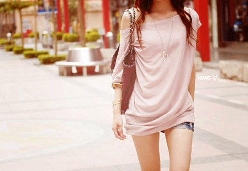 cute, fashion, pink, short, style