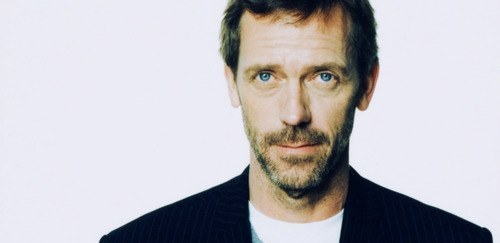 dr house, eyes, house, hugh laurie, man