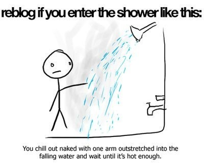 drawing, funny, lol, shower, true
