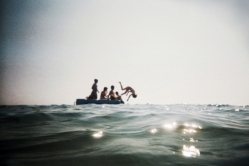 adventure, beach, boat, dive, explore