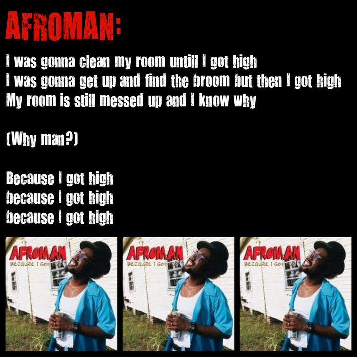 afroman, cleaning, color, cool, funny