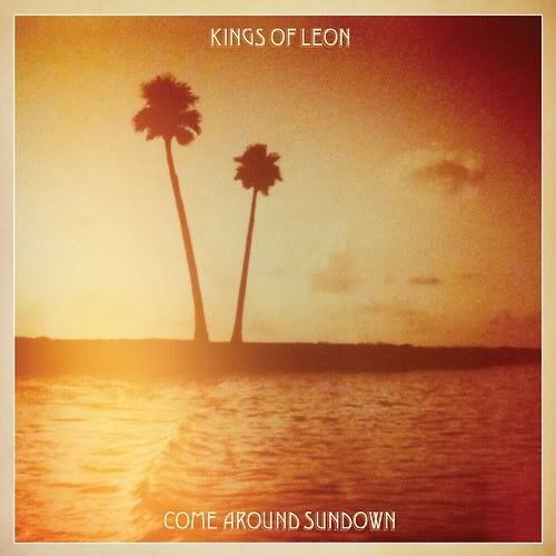 album, album cover, come around sundown, cover, followill, kings of leon, music, rock, sea, sundown, sunset