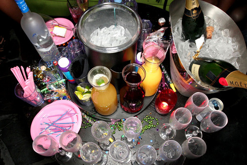 alcohol, drink, grey goose, party, wine - image #219512 on ...