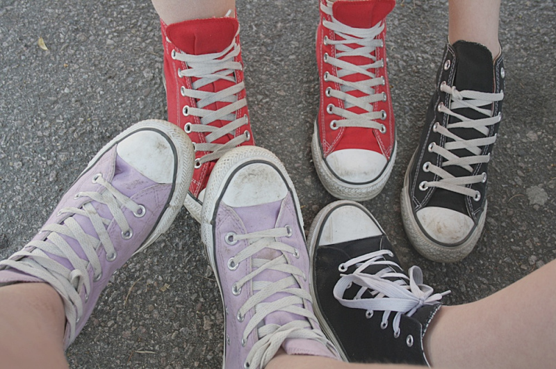 all star, black, colors, converse, light purple