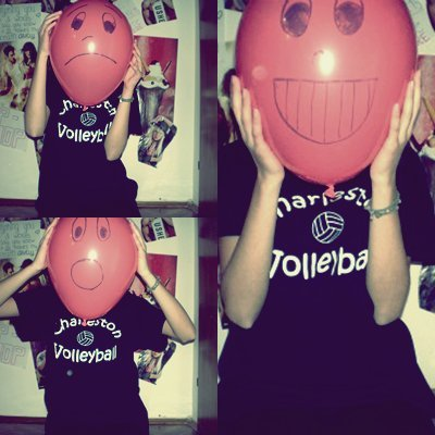 alone, ballon, boy, girl, happy