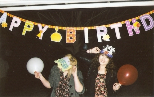 art, balloons, girl, happy birthday, happyness, hipster, mask, party, photography