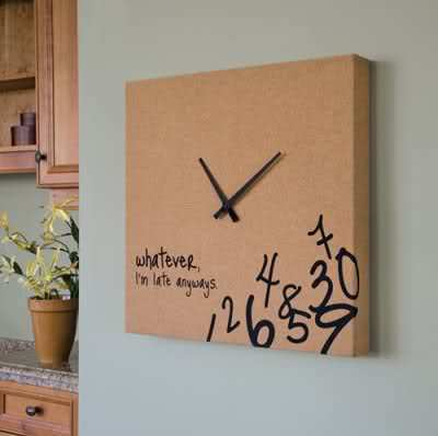 art, clock, late, numbers, time, whatever