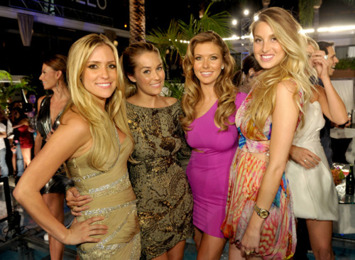 audrina patridge, celeb, dress, girl, kristin cavallari