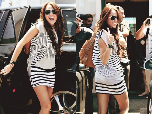 awesome, beautiful, brunette, cyrus, famous