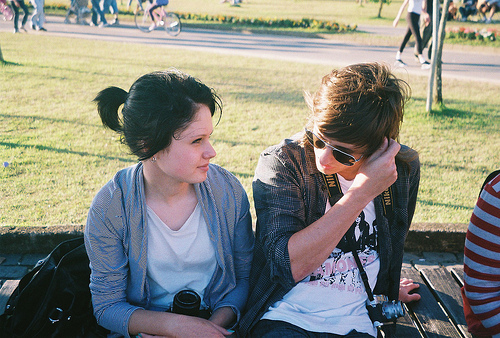 awesome, boy, camera, couple, friends, girl, guy, indie, nikon
