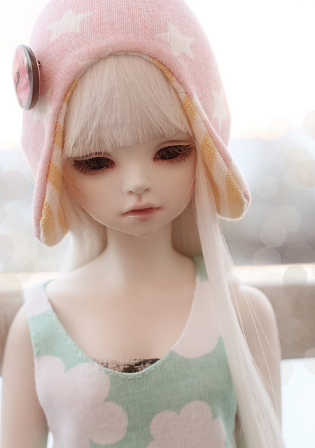ball jointed doll, benetia, bjd, dim