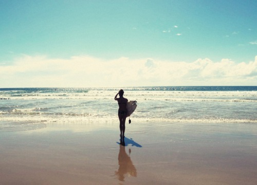 beach, summer, sun, surf