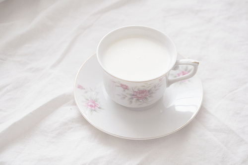 beautiful, china, cream, drink, floral